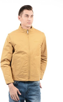 Monte Carlo Full Sleeve Solid Men Jacket