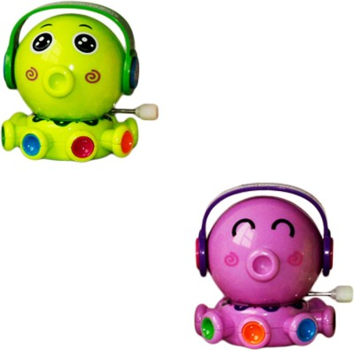 Toys Factory Set Of 2(Multicolor)