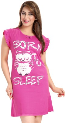 AV2 Women Nightshirts(Pink)