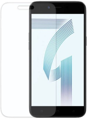 G-MOS Tempered Glass Guard for Oppo A71(Pack of 1)