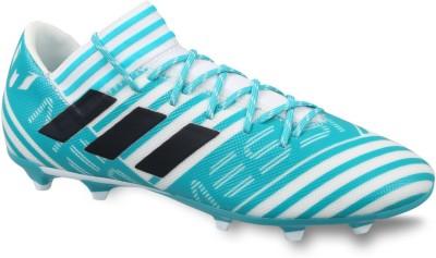 69de05c3fda Buy ADIDAS Nemeziz Messi 17.3 FG Football Shoes For Men(White) on Flipkart