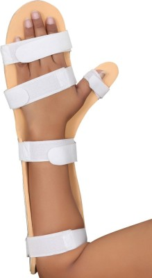 Saket Ortho Rehab International Private Limited Static Cock-up Splint withThumb(Rt) (Medium) Hand Support (M, Beige)