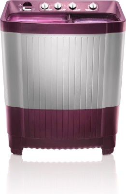 MarQ by Flipkart 8.5 kg Semi Automatic Top Load Washing Machine Maroon, White(MQSA85) (MarQ by Flipkart)  Buy Online
