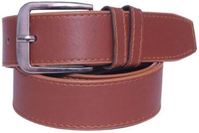 Besto Men Formal, Casual Brown Synthetic Belt
