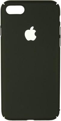 San Pareil Back Cover for Apple iPhone 8, Apple iPhone 7(Black, Grip Case)