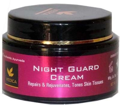 Vedic Bio Labs Pvt. Ltd. Vedica Night Guard Cream(50 g)  available at flipkart for Rs.190