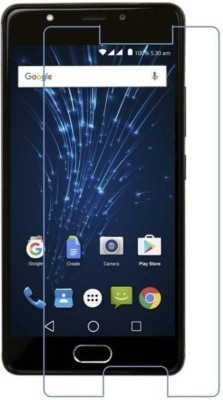 EASYBIZZ Tempered Glass Guard for Panasonic Eluga Ray X(Pack of 1)