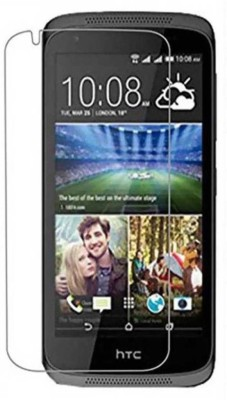 Bizone Tempered Glass Guard for Htc Desire 526(Pack of 1)