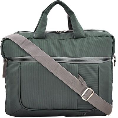 Yelloe 15.6 inch Expandable Laptop Case Grey Yelloe Laptop Bags