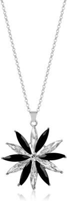 Star India Alloy Jewel Set(Silver)