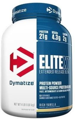 Dymatize Elite XT Whey Protein (1.81Kg, Vanilla)