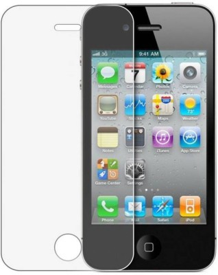 CHVTS Tempered Glass Guard for Apple iPhone 4s(Pack of 1)