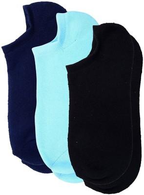 Polon Men's No Show Socks(Pack of 3)