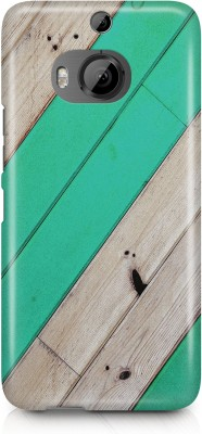 Arcent Back Cover for HTC One M9 Plus(Multicolor)