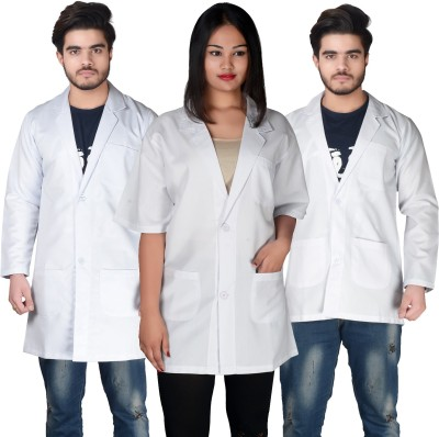 YAYA Men & Women Double Breasted Coat