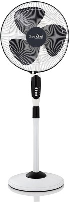 Greenchef Pedestal Fan High Speed 3 Blade Pedestal Fan