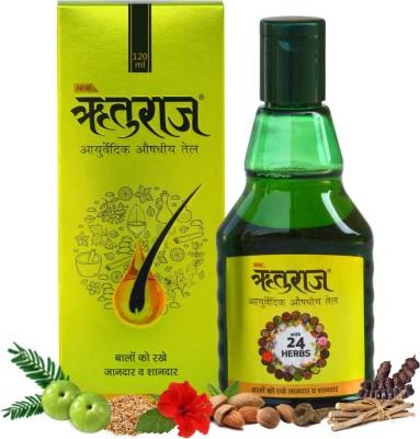 Ruturaj Ayurvedic Anti Hair Fall, Hair Loss, Dandruff Control Hair Oil, 120ML Hair Oil(120 ml)