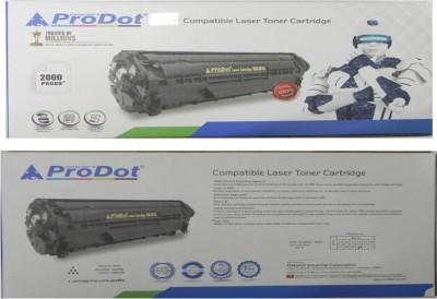 PRODOT LaserJet Black Ink Toner