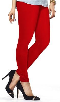 3070f542bd384 View Lux Lyra Women's Ankle Length Leggings-Royal Blue Ankle Length Legging( Red,