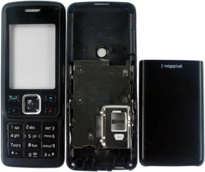 Boom Nokia 6300 Full Panel(Black)