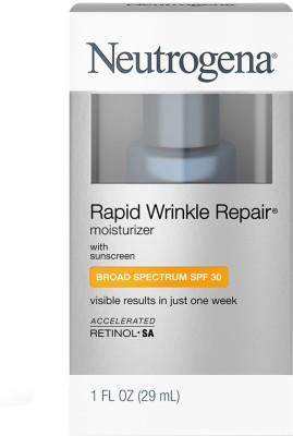 NEUTROGENA Rapid Wrinkle Repair Moisturizer SPF30, Retinol(29 ml)