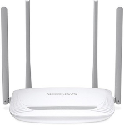 mercusys MW325R 300 Mbps Wireless N Routers with 4 Antenna ( Manufactured By :- TP-LINK ) Router(White)  available at flipkart for Rs.1045