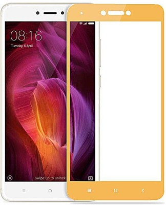 Shopsji Screen Guard for Lenovo K8 Note(Pack of 1)