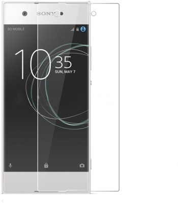 Spectacular Ace Tempered Glass Guard for Sony Xperia XA1 Plus(Pack of 1)