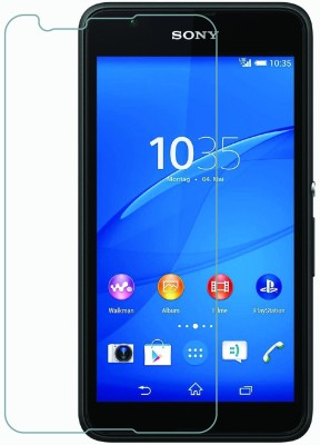 Phone Care Tempered Glass Guard for Sony Xperia E4g