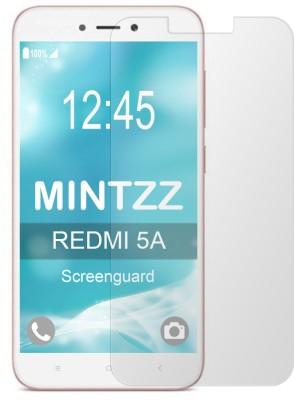 Mintzz Tempered Glass Guard for Xiaomi Redmi 5A