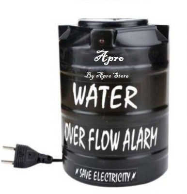 Apro Water Tank Overflow Alarm Wired Sensor Security System  available at flipkart for Rs.185