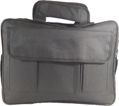 dara Men & Women Black Polyester Shoulder Bag