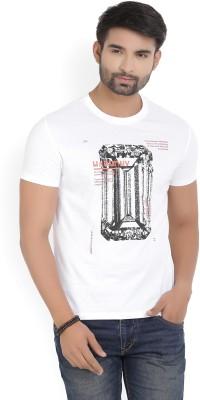 Van Heusen Sport Solid Men Round Neck White T-Shirt Flipkart