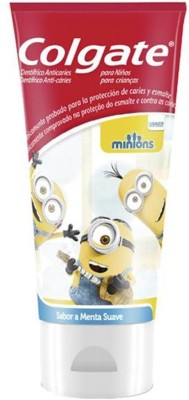 Colgate Toothpaste - 50ml (Minions) Toothpaste(60 g)