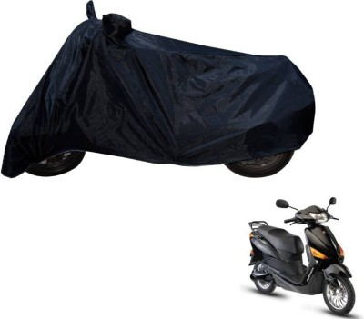 bliss Two Wheeler Cover for Hero(Electric Optima, Black)  available at flipkart for Rs.239