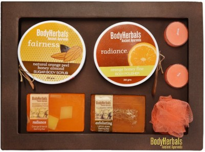 BodyHerbals Skin Lightening Set(Set of 7) Flipkart