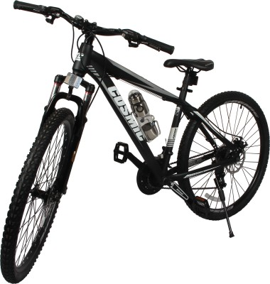 COSMIC TRIUM 27.5 INCH MTB BICYCLE 21 SPEED BLACK-PREMIUM EDITION 27.5 T Mountain/Hardtail Cycle(21 Gear, Black)