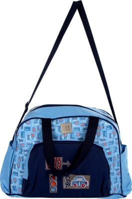 MeeMee Multipurpose Diaper Bag  With Changing Mat, Blue  na Blue MeeMee Diaper Bags