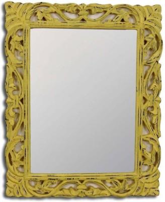 VAS Collection Home Homefdhfg4jjn Decorative Mirror(Square Finish : Glossy) at flipkart