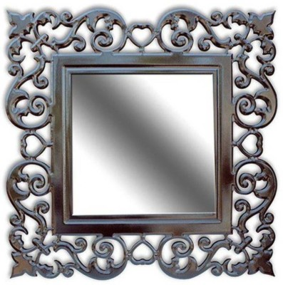 VAS Collection Home Homeer45tg Decorative Mirror(Square Finish : Matt) at flipkart