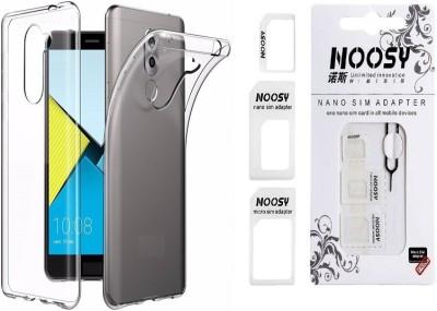 Trends Cover Accessory Combo for Lenovo K8 Note Multicolor