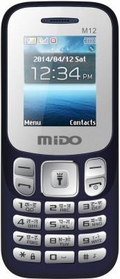Mido M12(Navy Blue & Orange)