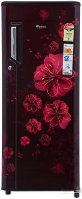 Whirlpool 200 L Direct Cool Single Door 4 Star  2019  Refrigerator Wine Magnolia, 215 IMPWCOOL PRM 4S