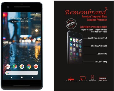 Remembrand Impossible Screen Guard for Google Pixel-2(Pack of 1)
