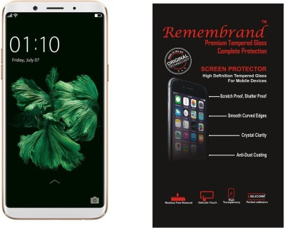 Remembrand Impossible Screen Guard for Oppo CameraPhone F5(Pack of 1)
