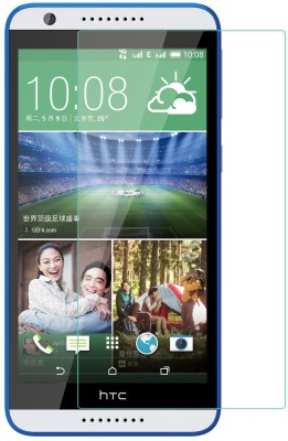Hoko Tempered Glass Guard for HTC Desire 820q(Pack of 1)