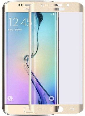 EASYBIZZ Tempered Glass Guard for Samsung Galaxy S6 Edge(Pack of 1)