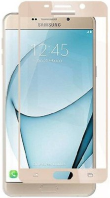 CHVTS Tempered Glass Guard for Samsung A9 Pro Pack of 1 CHVTS Screen Guards