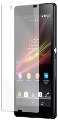 Style Clues Tempered Glass Guard for sony xperia z1