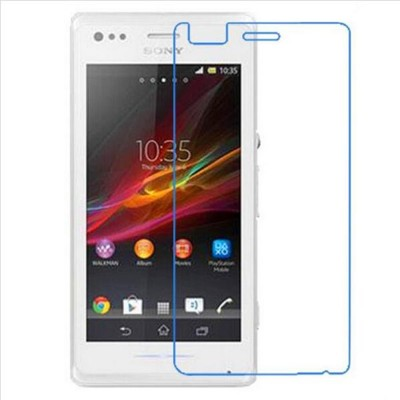 Spectacular Ace Tempered Glass Guard for Sony Xperia M Pack of 1